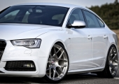 HRE P40SC on AUDI A5 Sports back