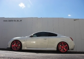VOSSEN CV3 CandyRed ORIGINAL COLOR