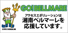 アクセスエボリューションは湘南ベルマーレを応援しています。湘南ベルマーレへのリンク